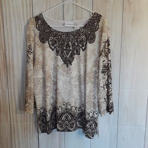 Alfred Dunner Top